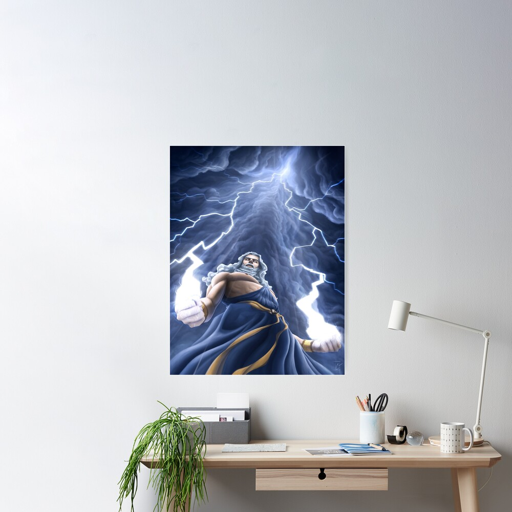 Zeus Unlimited Póster