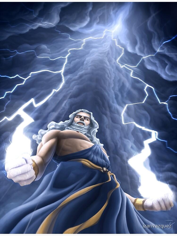 Zeus Unlimited by izanvazquez