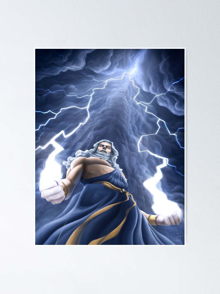 Alternate view of Zeus Unlimited Poster