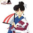 Kagura from Mai-X-Project by ShizNat4EVER