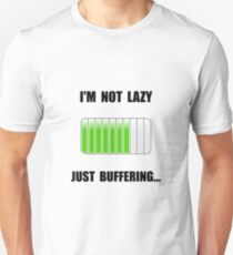 Lazy Buffering T-Shirt