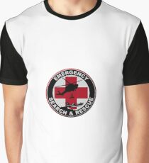 Emergency Rescue Graphic T-Shirt