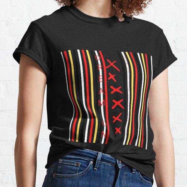 Dream On Vintage Black Rock N Roll Classic T-Shirt