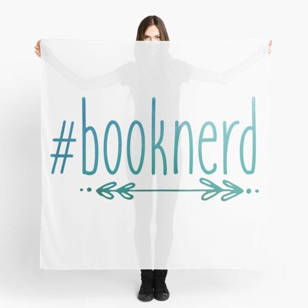 #Booknerd Scarf