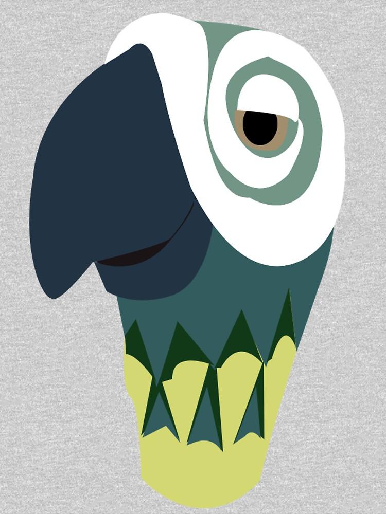 Papagei von slaterjessica