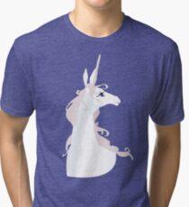 The Last Unicorn Tri-blend T-Shirt