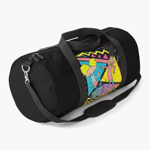 Hey Arnold Duffle Bag