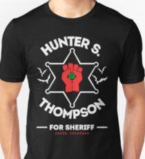 Hunter S Thompson Unisex T-Shirt