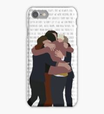 a whole lotta history iPhone Case/Skin