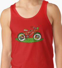 Sushicycle Men's Tank Top