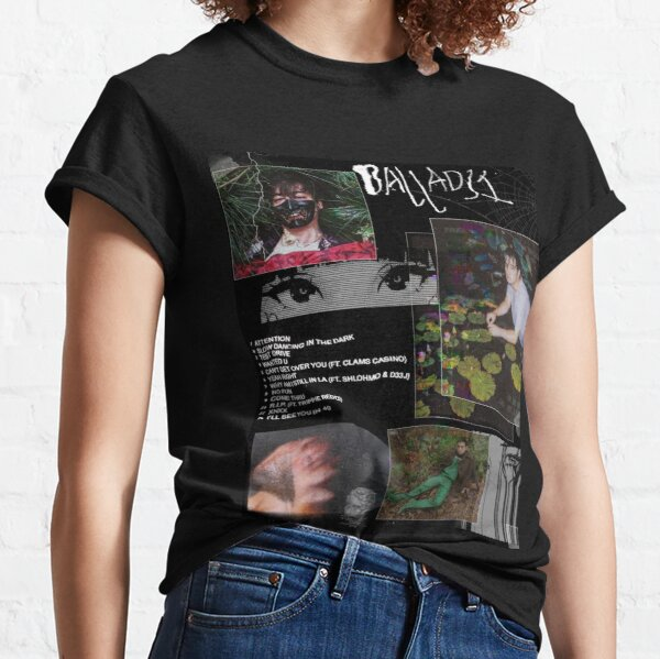 baladas joji 1 Camiseta clásica