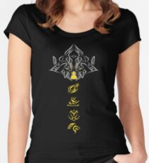 Chroma Women's Fitted Scoop T-Shirt