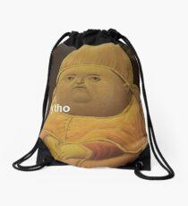 y tho Drawstring Bag