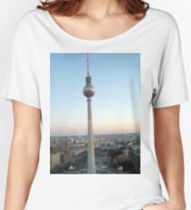 View From the Hotel Women's Relaxed Fit T-Shirt