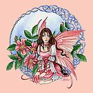 Celtic Rose Fairy by Meredith Dillman