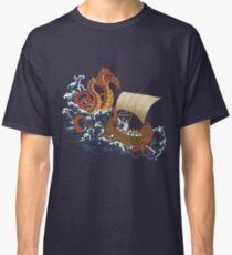 Odysseus's Grecian Positioning System v1.0 Classic T-Shirt