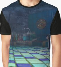 Marine Research Laboratory - The Legend of Zelda: Majora's Mask Graphic T-Shirt
