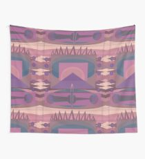 Ediemagic Quilted Time Traveller Wall Tapestry