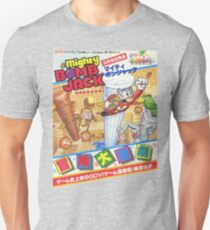 Mighty Bomb Jack Unisex T-Shirt