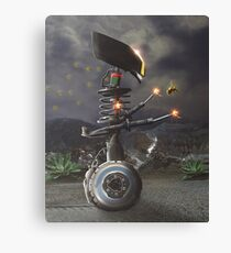 Bug Zapper 5000 Canvas Print