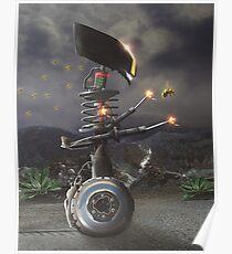 Bug Zapper 5000 Poster