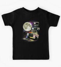 Computers in Space (Vintage Geek) Kids Clothes