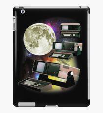 Computers in Space (Vintage Geek) iPad Case/Skin