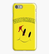 Watch Comedian pin iPhone Case/Skin