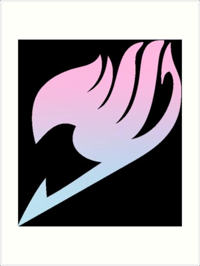 fairy tail guild logo pink wwwpixsharkcom images