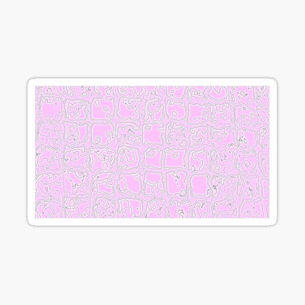 Abstract pattern 1 Sticker
