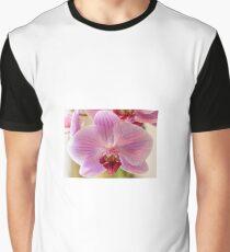 ORCHIDACEAE ORCHID Graphic T-Shirt
