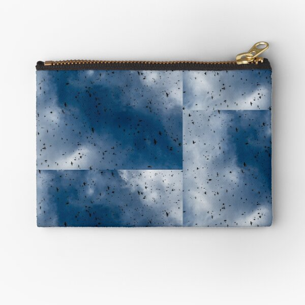 Hitchcock  Zipper Pouch
