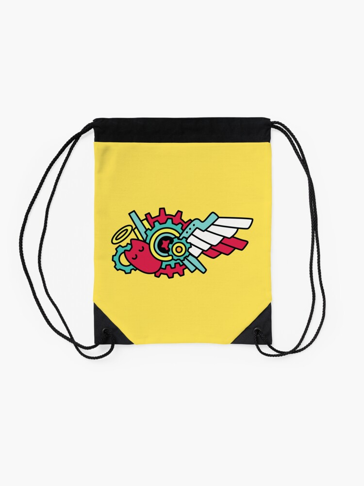 Alternate view of Team Reki II Drawstring Bag