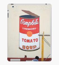 Imitating Warhol in Cienfuegos, Cuba iPad Case/Skin