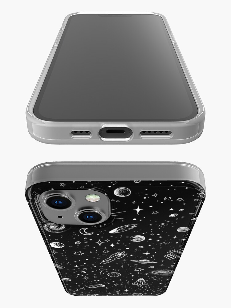 Alternate view of Space iPhone Case