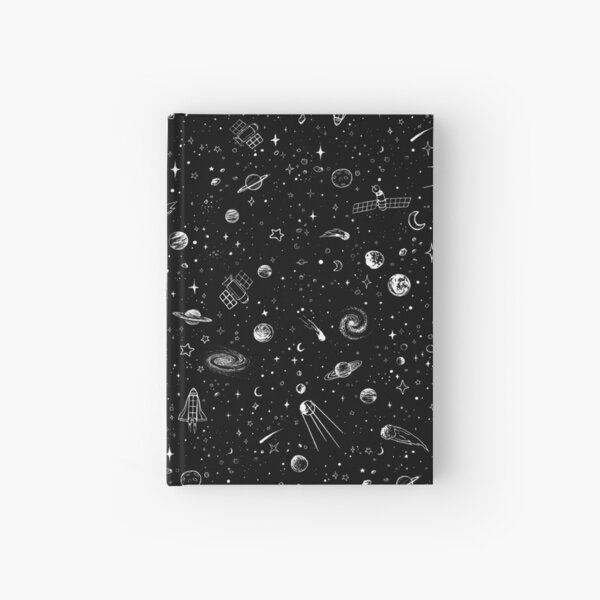 Space Hardcover Journal