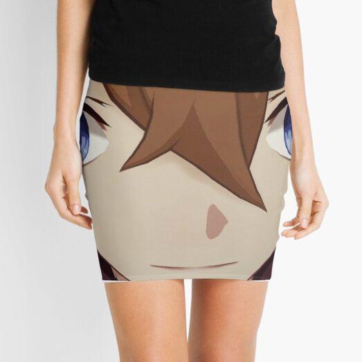 Childe Genshin Impact Mini Skirt