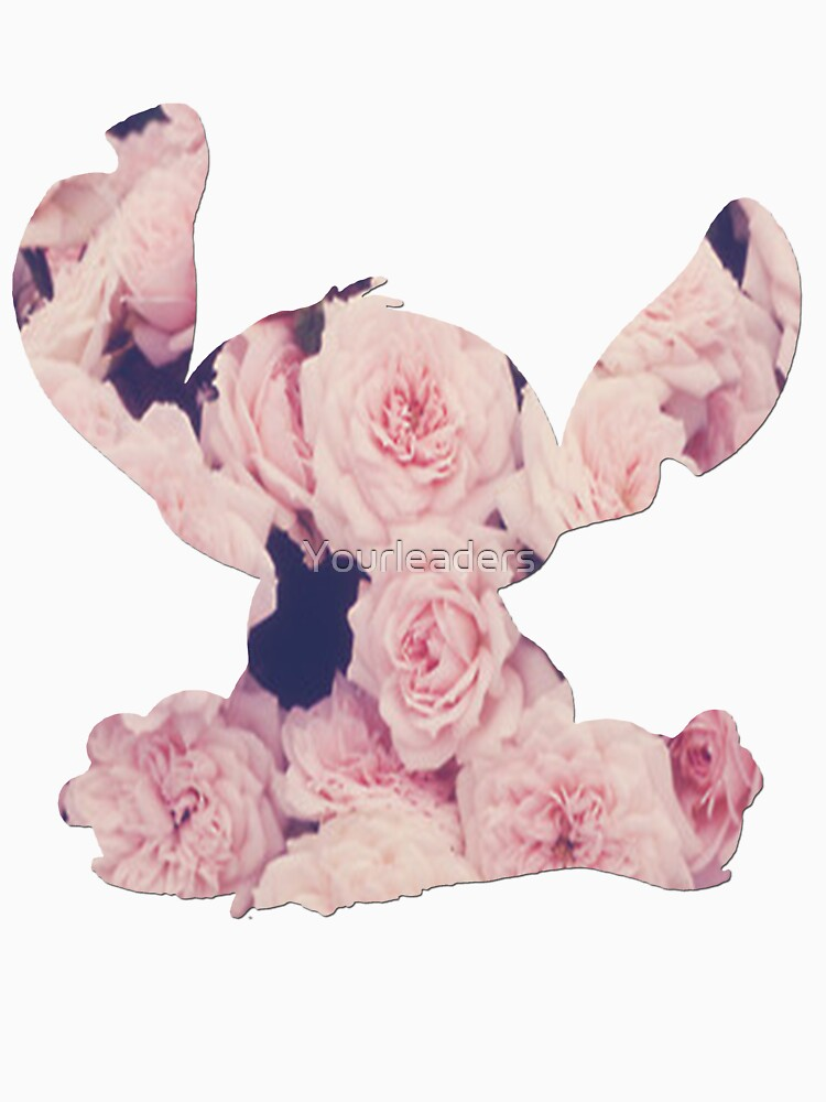 Blumen Stitch von Yourleaders