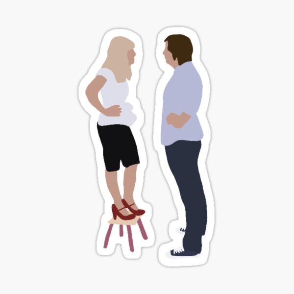 Miranda show sticker Sticker