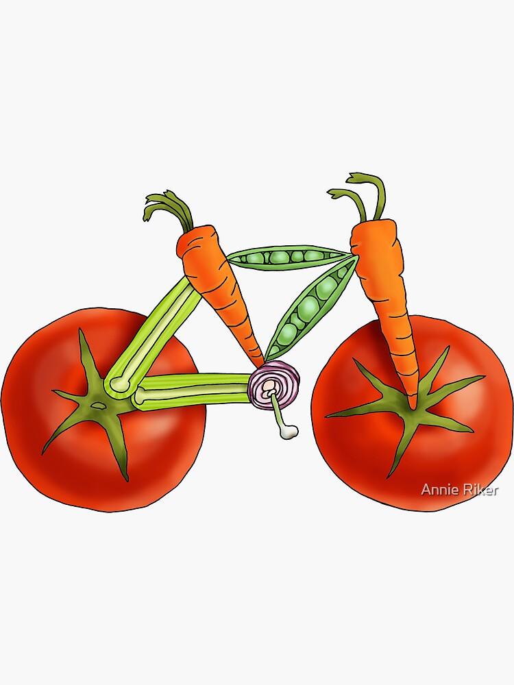 Vegetabike by annieriker