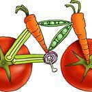 Vegetabike by Annie Riker
