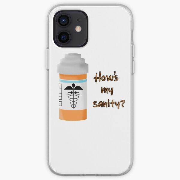 Sanity Pills iPhone Flexible Hülle
