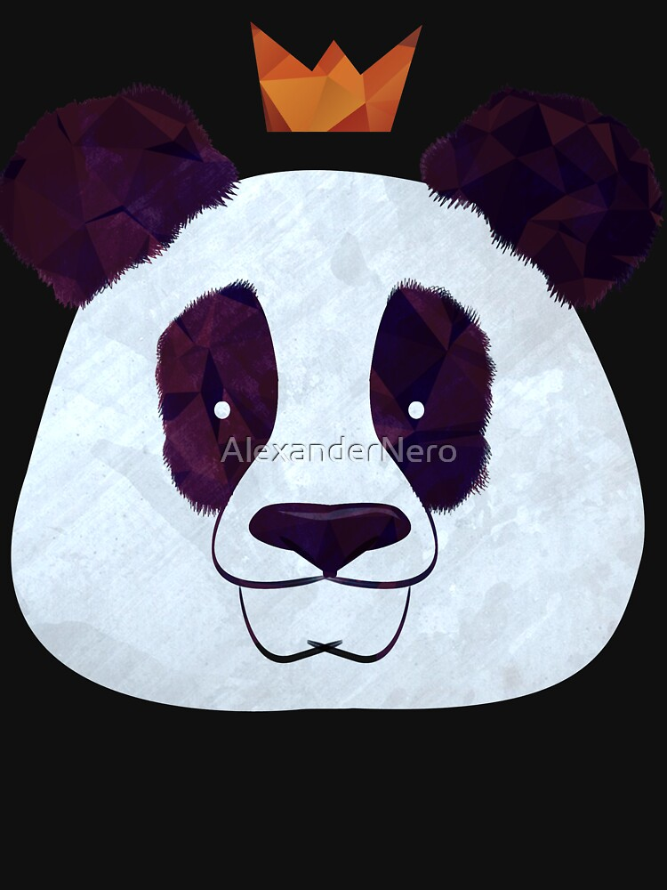 TShirtGifter presents: Hail Panda | Unisex T-Shirt