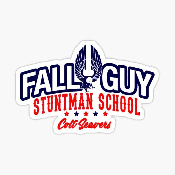 Fall Guy - Stuntman School Sticker