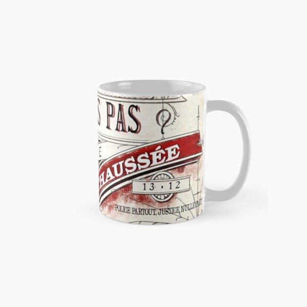ACAB version rétro - Français Mug classique