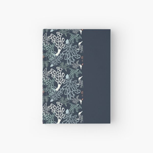 Low tide  Hardcover Journal