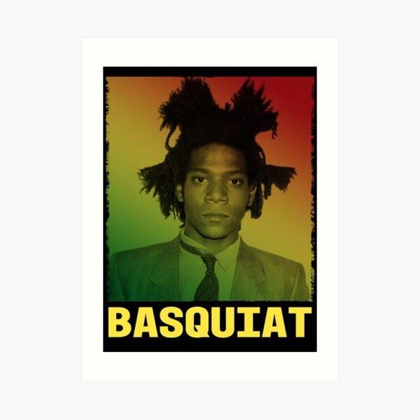 Jean-Michel Basquiat Lámina artística