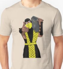 GET OVER HERE AND LISTEN TO THESE DOPE BEATS Unisex T-Shirt