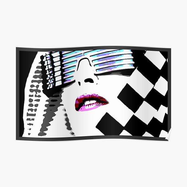 Kylie Minogue - In My Arms (border) Poster
