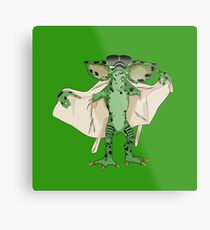 Gremlin Flasher Metal Print